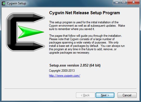Cygwin_Setup_1